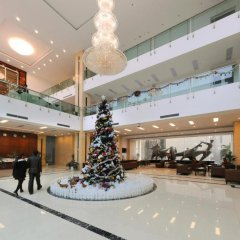 Quang Ba Trade Union Hotel интерьер отеля
