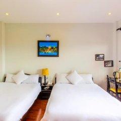 Отель Riverside Impression Homestay Villa 3* Номер Делюкс с 2 отдельными кроватями фото 4
