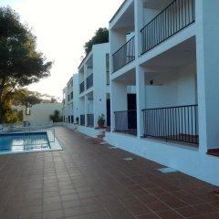 Отель Alta Galdana Playa бассейн фото 2