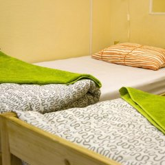 Хостел Yum Yum Стандартный номер с различными типами кроватей (общая ванная комната) фото 5