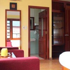 Fansipan View Hotel 3* Номер Делюкс с двуспальной кроватью фото 8