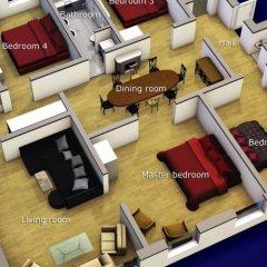 Апартаменты Luxury Apartments Stockholm Стокгольм интерьер отеля