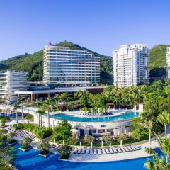 JW Marriott Hotel Sanya Dadonghai Bay бассейн