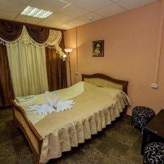 Мини-отель ФАБ 2* Номер Комфорт двуспальная кровать фото 16