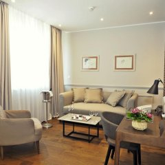Envoy Hotel Belgrade 4* Стандартный номер с различными типами кроватей