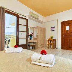 Отель Villa Diasselo 2* Улучшенная студия с различными типами кроватей фото 8