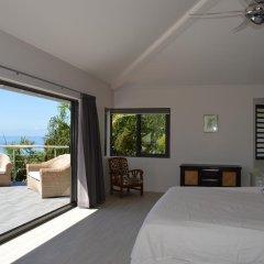 Отель Villa Blue Lagoon by Tahiti Homes Французская Полинезия, Папеэте - отзывы, цены и фото номеров - забронировать отель Villa Blue Lagoon by Tahiti Homes онлайн комната для гостей фото 2