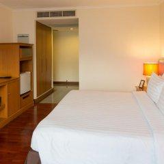 Отель Bandara Suites Silom Bangkok 4* Номер Делюкс с различными типами кроватей фото 6