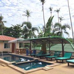 Отель Private lodge beachside & pet for children Таиланд, Самуи - отзывы, цены и фото номеров - забронировать отель Private lodge beachside & pet for children онлайн бассейн