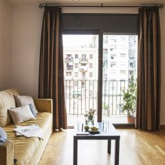 Апартаменты AinB Eixample-Entenza Apartments Апартаменты с различными типами кроватей фото 25