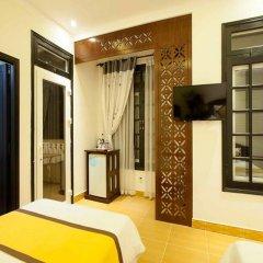 Hai Au Boutique Hotel & Spa 3* Номер Делюкс с двуспальной кроватью фото 8