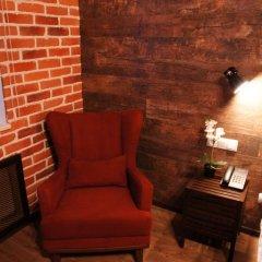 LiKi LOFT HOTEL 3* Номер Делюкс с различными типами кроватей фото 12