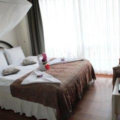 Urkmez Hotel 3* Стандартный номер с различными типами кроватей фото 3