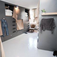 Woodah Hostel Кровать в общем номере фото 7