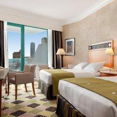 Отель Hilton Dubai Jumeirah 5* Номер Делюкс с различными типами кроватей фото 2