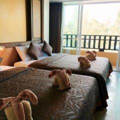 Отель Lanta For Rest Boutique 3* Стандартный номер с различными типами кроватей фото 13