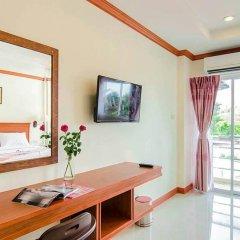 Отель Phaithong Sotel Resort 3* Улучшенный номер с двуспальной кроватью фото 3