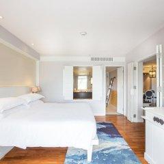 Отель Sheraton Samui Resort 5* Стандартный номер с различными типами кроватей фото 5