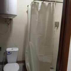 Гостиница Вunker Light ванная