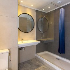 Villa Saint Exupéry Beach - Hostel Кровать в общем номере с двухъярусной кроватью фото 4