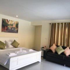 Отель The Victoria Resort Pattaya 3* Улучшенный номер с различными типами кроватей