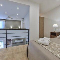 Отель Palazzo Violetta 3* Студия Делюкс с различными типами кроватей фото 11