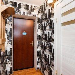 Гостиница Александрия на Улице Бажова Апартаменты с разными типами кроватей фото 20
