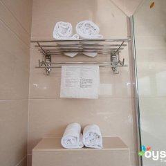 Отель XO Hotels Blue Tower 4* Представительский номер с различными типами кроватей фото 48