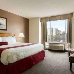 Отель Days Inn Clifton Hill Casino 3* Стандартный номер с различными типами кроватей фото 10