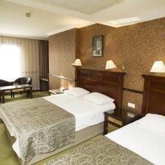 Topkapi Inter Istanbul Hotel 4* Стандартный номер с различными типами кроватей фото 28