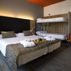 Отель Petit Palace Plaza del Carmen 4* Стандартный номер с различными типами кроватей фото 12