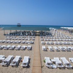 Отель Palm World Resort & Spa Side - All Inclusive Сиде пляж