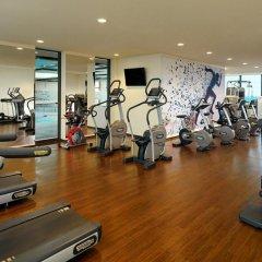Sheraton Munich Arabellapark Hotel фитнесс-зал фото 2