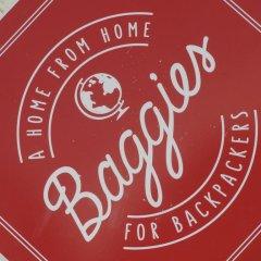 Отель Baggies Backpackers Angel Лондон развлечения