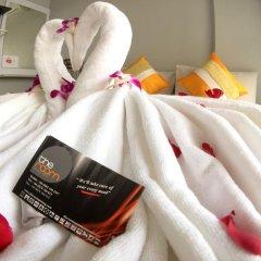 Отель The Room Patong 2* Номер Делюкс с различными типами кроватей фото 12