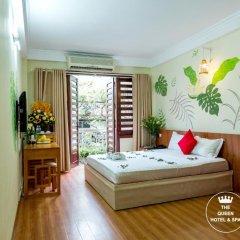 The Queen Hotel & Spa 3* Номер Делюкс с различными типами кроватей фото 18