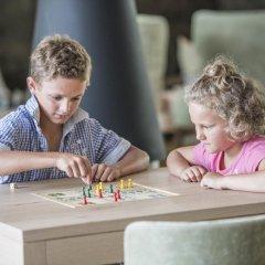 Hotel Schwefelbad Сцена детские мероприятия