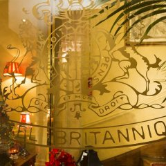 Отель BRITANNIQUE Париж интерьер отеля фото 2