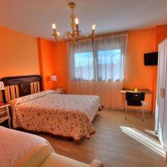 Отель La Morada del Cid Burgos 3* Стандартный номер с различными типами кроватей фото 3