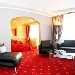 Гостиница Интурист–Закарпатье комната для гостей фото 4