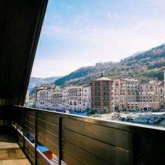 Гостиница Аибга Отель в Красной Поляне 1 отзыв об отеле, цены и фото номеров - забронировать гостиницу Аибга Отель онлайн Красная Поляна балкон