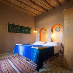 Отель Kasbah Panorama Марокко, Мерзуга - отзывы, цены и фото номеров - забронировать отель Kasbah Panorama онлайн комната для гостей фото 2