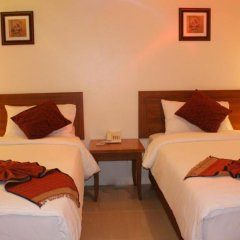 Orchid Garden Hotel 3* Улучшенный номер с двуспальной кроватью фото 17