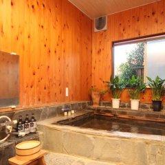 Отель Pension Angelica Минамиогуни ванная