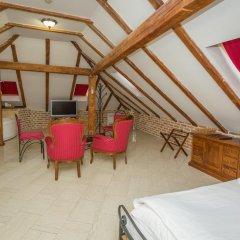 Hotel Villa Duomo 4* Улучшенные апартаменты с разными типами кроватей фото 17