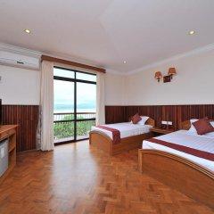 Ayarwaddy River View Hotel 3* Номер Делюкс с различными типами кроватей