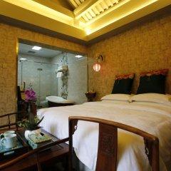 Отель Beichangjie quadrangle dwellings Китай, Пекин - отзывы, цены и фото номеров - забронировать отель Beichangjie quadrangle dwellings онлайн комната для гостей фото 4