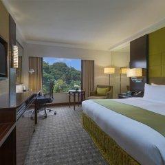 Отель Holiday Inn Singapore Orchard City Centre 4* Номер Делюкс с различными типами кроватей фото 6