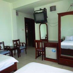 Anh Hang Hotel комната для гостей фото 4