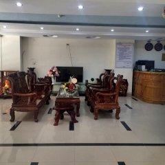 Dac Dat Hotel интерьер отеля